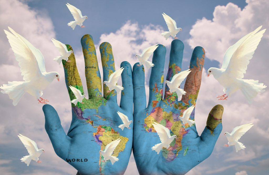 world-harmony-peace-on-earth